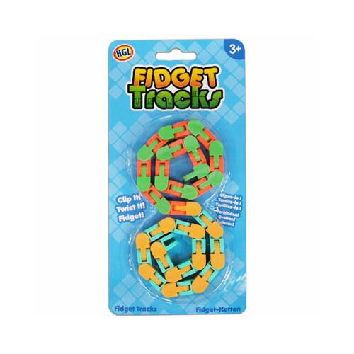 Fidget Tracks