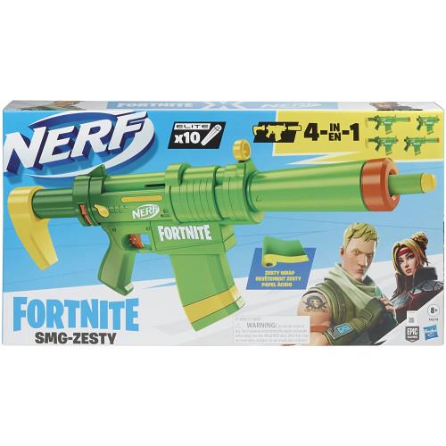 Nerf Fortnite Smg-Zesty