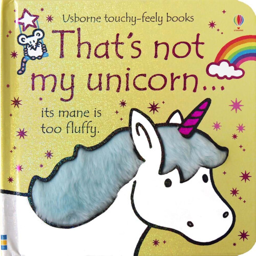 Usborne Books - That's Not My Unicorn...