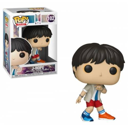 Funko Pop Vinyl BTS J-Hope 102