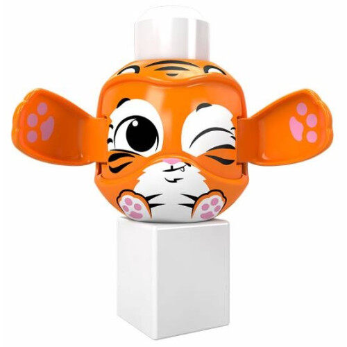 Mega Bloks Peek A Blocks - Tiger