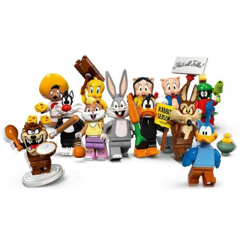 Lego 71030 Looney Tunes Minifigures Full Set of 12
