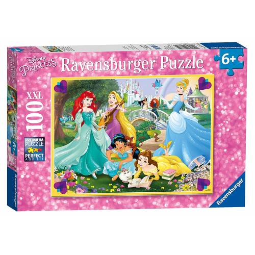 Ravensburger 100 XXL Piece Puzzle Disney Princess