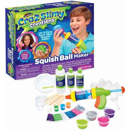 Cra-Z-Slimy Creations Squish Ball Maker