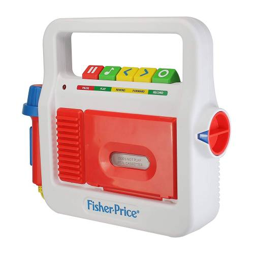 Fisher Price Classic Toys - Play Tape Recorder