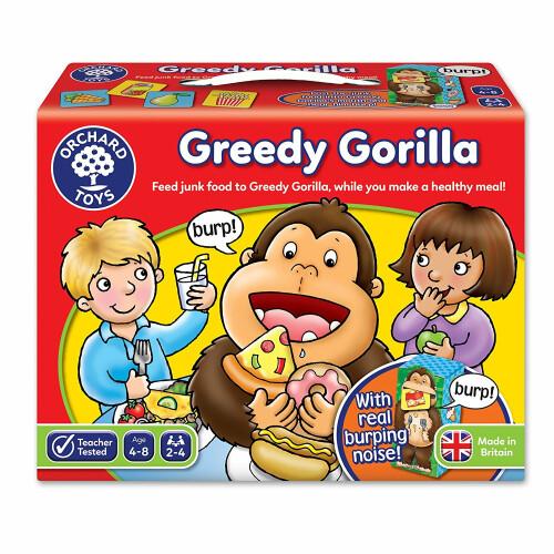 Orchard Greedy Gorilla