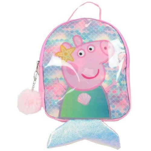 Character Backpack - Peppa Pig Mermaid