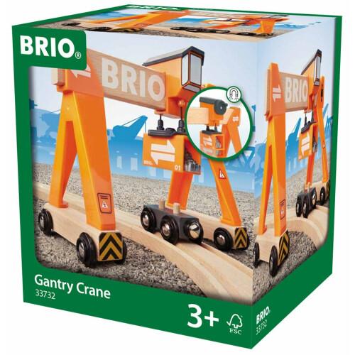 Brio 33732 Gantry Crane