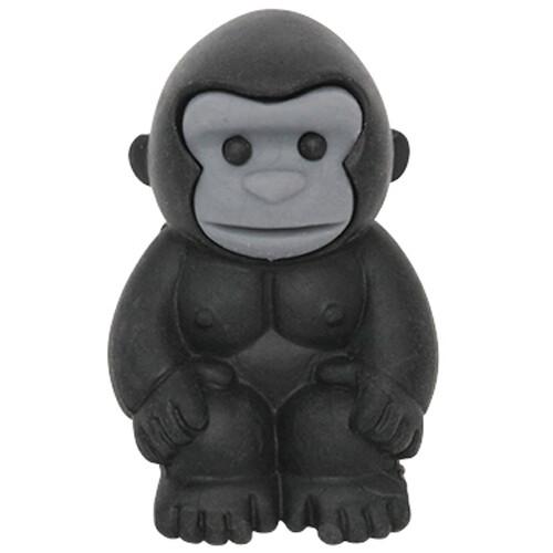 Iwako Puzzle Eraser - Safari - Gorilla