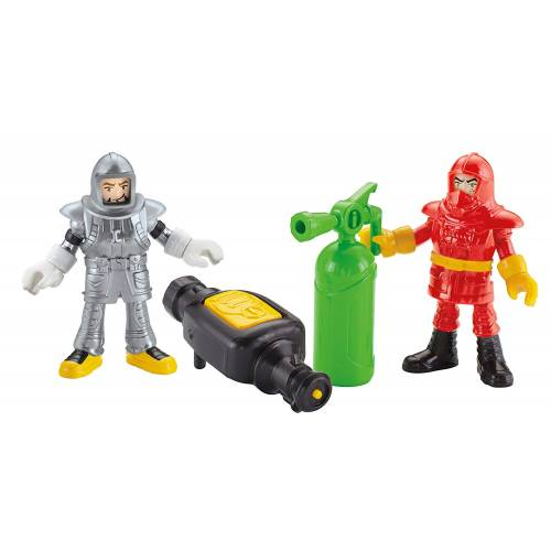 Imaginext City Airport Firefighters