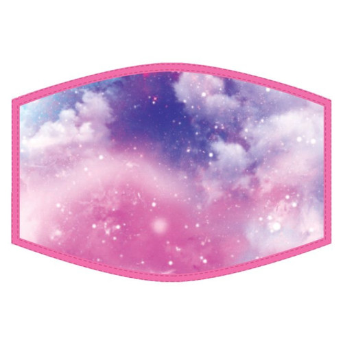 Washable Face Protector - Kids Size - Magical Cloud