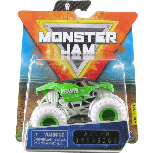Monster Jam 1:64 - Alien Invasion