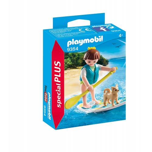 Playmobil 9354 Paddleboarder
