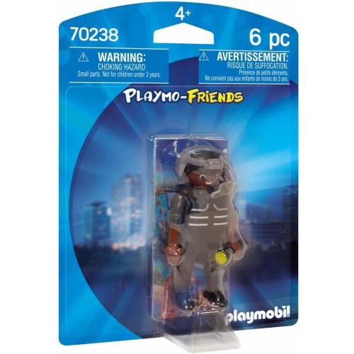 Playmobil 70238 Playmo-Friends Elite Policeman