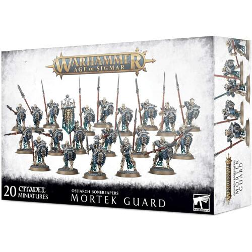 Warhammer Age of Sigmar - Ossiarch Bonereapers Mortex Guard