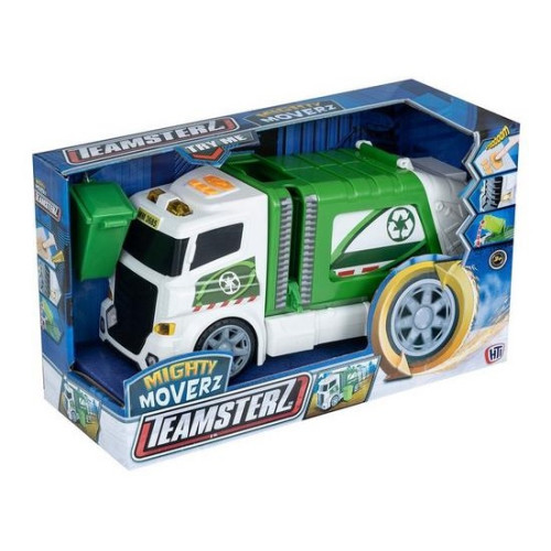 Teamsterz Mighty Movers Recycling Truck