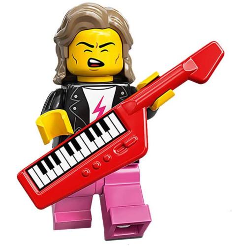 Lego 71027 Minifigure Series 20 80's Musician