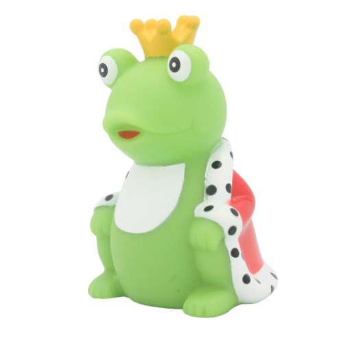 Lilalu Frog King with Cape