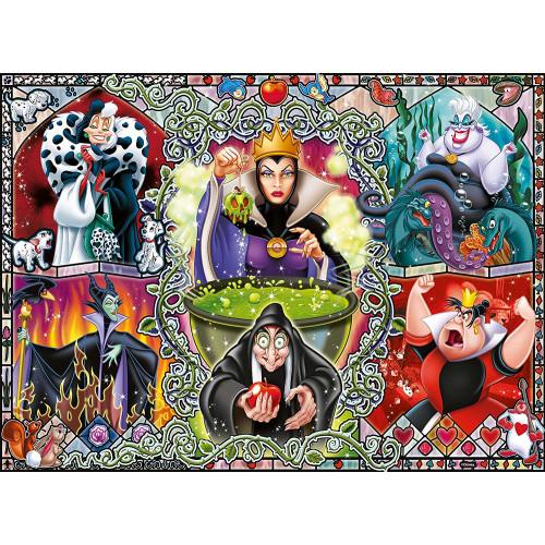 Ravensburger Disney 1000pc Puzzle Wicked Women