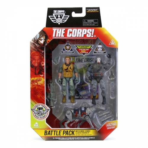 The Corps! Battle Pack - Trickshot & Impact