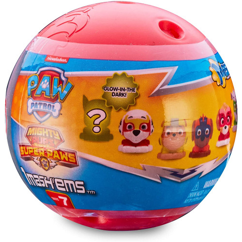 Mash'ems - Paw Patrol Mighty Pups Super Paws