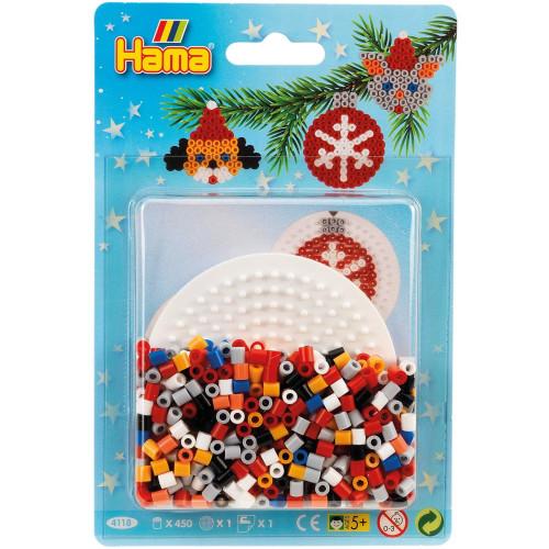 Hama Beads 4118 Christmas Circle