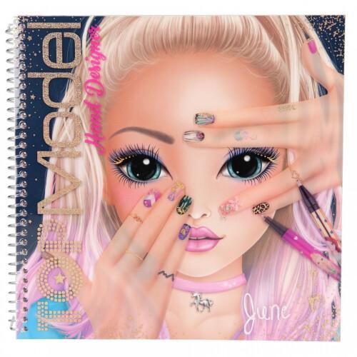 Depeshe Top Model Hand Designer, June