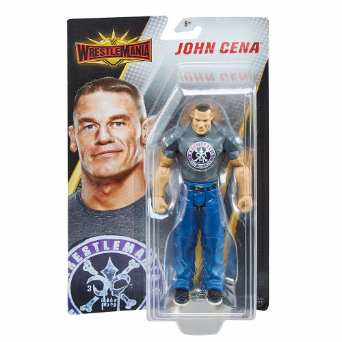 WWE Action Figure - Wrestlemania - John Cena