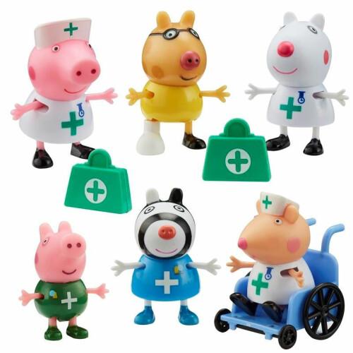 Peppa Pig Doctors & Nurses