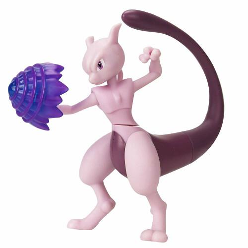 Pokemon Battle Feature Figure - Mewtwo