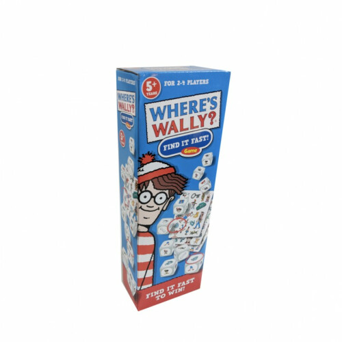 Where's Wally? Find It Fast Game