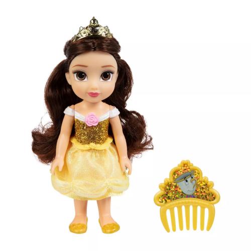 Disney Princess - Petite Glittered Belle & Comb