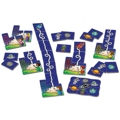 Orchard Rocket Game
