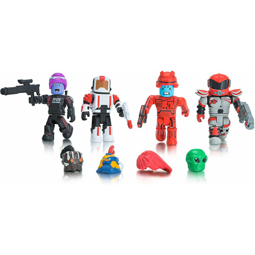 Roblox Multipack - Star Commandos