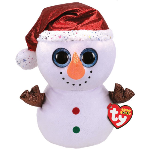 Ty Large Christmas Beanie - Flurry