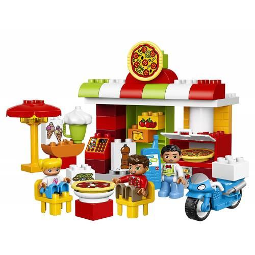 Lego 10834 Duplo Town Pizzeria