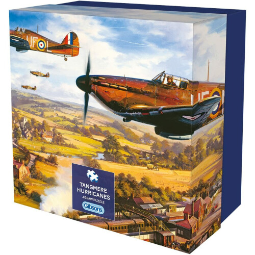 Gibsons Tangmere Hurricanes 500pc Puzzle