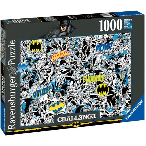 Ravensburger 1000pc Puzzle Challenge Batman