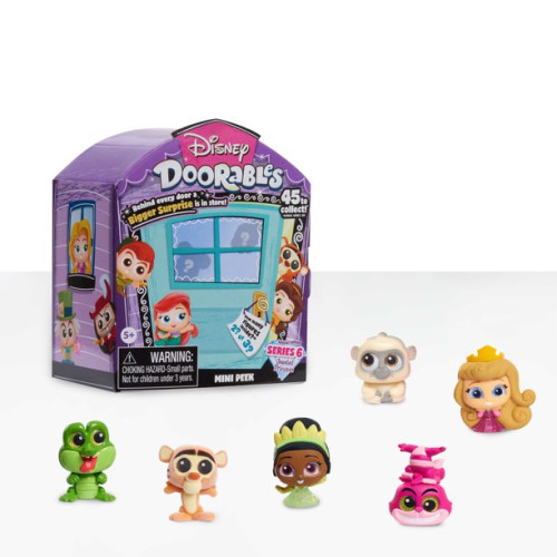 Disney Doorables Series 6 Mini Peek
