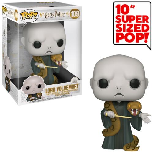 Funko Pop Vinyl - Harry Potter - Lord Voldemort 109 (Super Sized Pop)