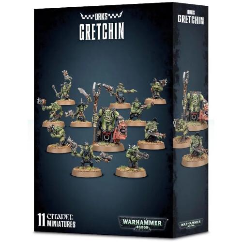 Warhammer 40,000 - Ork Gretchin