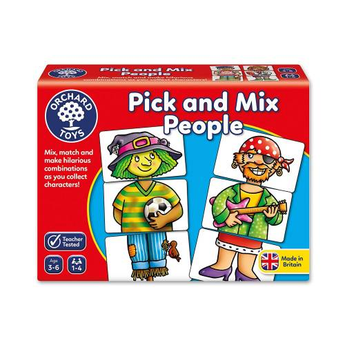 Orchard Pick and Mix People