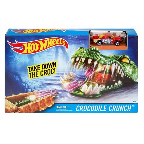 Hot Wheels City Crocodile Crunch