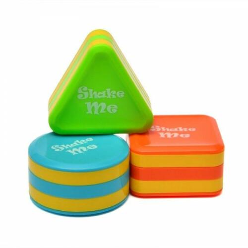 Halilit - Shape Shaker (Assorted Colours & Shapes)