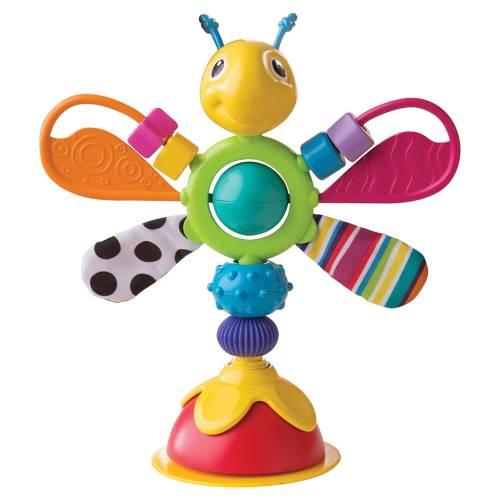 Tomy Lamaze Freddie the Firefly Highchair Toy