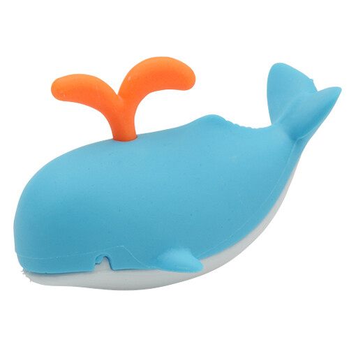 Iwako Puzzle Eraser - Sea Animals - Whale
