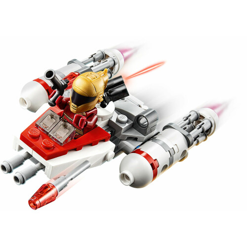 Lego 75263 Star Wars Resistance Y-Wing Microfighter