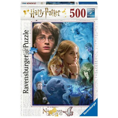 Ravensburger 500 Piece Puzzle Harry Potter