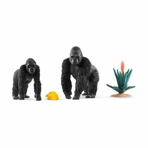Schleich Wild Life 42382 Gorillas Foraging