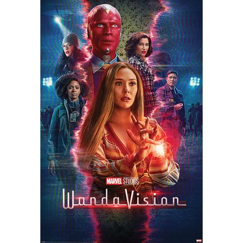 Maxi Posters - Wandavision (Reality Rift)